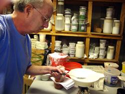 Jeff Zamek Ceramics Consulting Legal Consulting